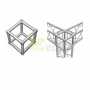 Conectores  Quadrado Truss 300 mm