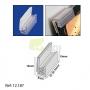 Suporte p/ Cartazes Grip Strip c/ Adesivo