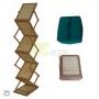Porta Catalogos Bamboo Moncao