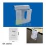 Porta Folhetos PVC - 150 mm