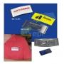 Porta Cartões ABS Iman
